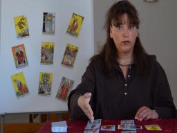Webinar: Kartenerklärung des Rider Waite Tarots Teil 1