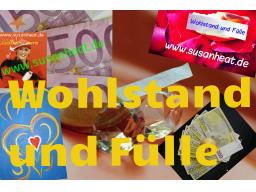 Webinar: Heilsitzung Wohlstand und Fülle