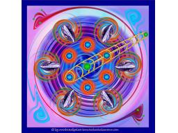 Webinar: Initation in den Lemurischen Lichtkristall Dunkle Macht