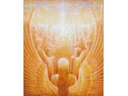 Webinar: Wie nimmt man Kontakt zu Engeln auf?