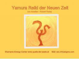 Webinar: Yamura - Reiki der Neuen Zeit