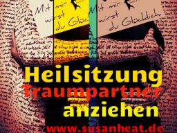 Webinar: Heilsitzung Traumpartner anziehen