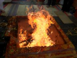 Webinar: Spezielles Feuerritual zur Vollmondenergie-Erlebnisnacht