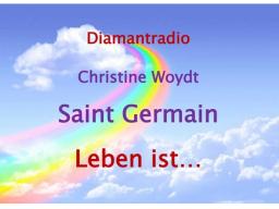 Webinar: Saint Germain - Leben ist...