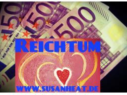 Webinar: Heilsitzung Reichtum