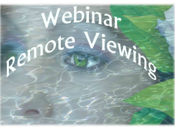 Webinar: ReMote-ViewIng Trainingsprogramm-Block 1