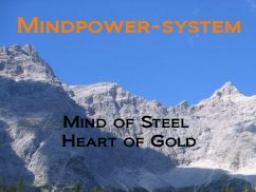 Webinar: Erfolg mit Mindpower, 1.Serie