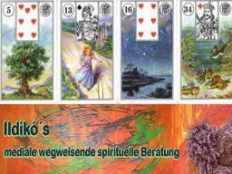 Webinar: Mediales KartenDeuten in 6 Teilen nach Mlle Lenormand