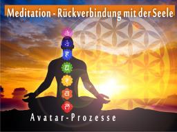 Webinar: Meditation-Rückverbindung mit der Seele