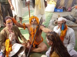 Webinar: Beeindruckender Fotovortrag Maha Kumbha Mela, Indien 2013