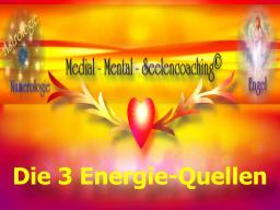 Webinar: Die 3 Energie - Quellen
