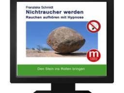 """Webinar: Power-Webinar """"Den Stein ins Rollen bringen - glücklicher und freier  Nichtraucher werden"""""""
