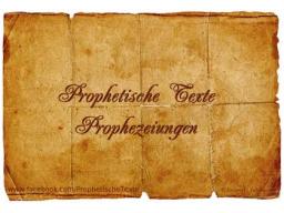 Webinar: Prophezeiungen zum Weltgeschehen + Stelle deine Fragen