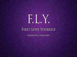 Webinar: FLY - First love yourself - Atme, entspanne, kläre...natürlich mit: PONGYOUP