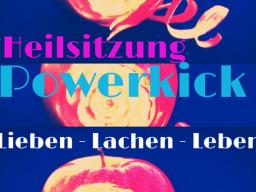 Webinar: Heilsitzung Powerkick Lieben Lachen Leben