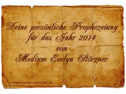 Webinar: Prophezeiung 2014 für Dich