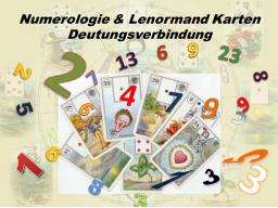 Webinar: Numerologie & Lenormand Karten Deutungsverbindung  Teil