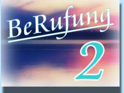 Webinar: Berufung - erkennen und leben - 2 !!! Bitte nicht mehr anmelden - wird verschoben!!! Danke :)