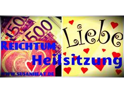 Webinar: Heilsitzung Reichtum und Liebe