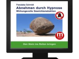 """Webinar: Den Stein ins Rollen bringen - Abnehmen durch Hypnose"""""""