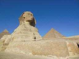 Webinar: Erfahre das Geheimnis der Sphinx und das Wissen um die Pyramiden
