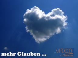 Webinar: Mehr Glauben - Wochencall