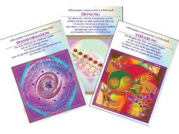 Webinar: Arbeiten und Wirken mit den Lemurischen Lichtkristall-Heilkarten | Webinar-| Workshop