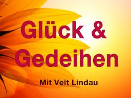 Webinar: Glück und Gedeihen