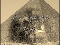Webinar: Isis - Nureia Einweihung