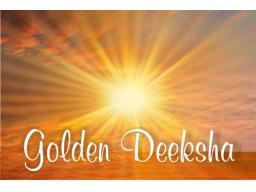 Webinar: Energieübertragung Golden Deeksha (Bewusstseinsanhebung)