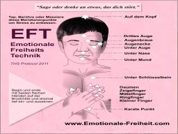Webinar: Energie EFT-Stressabbau