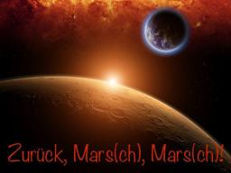 Webinar: Zurück, Mars(ch), Mars(ch)! Der rückläufige Mars