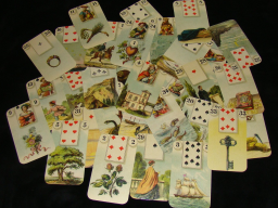 Webinar: Lenormand Basis Wissen