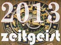 Webinar: zeitgeist * 2013 * Die Neue Zeit