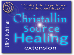 Webinar: Christallin Source Healing (extension)