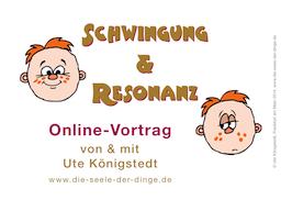 Webinar: Schwingung und Resonanz