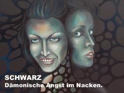 Webinar: SCHWARZ - Dämonische Angst im Nacken.