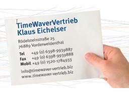 Webinar: TimeWaver der Profi für das Informationsfeld des Klienten