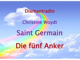 Webinar: Saint Germain - Die fünf Anker