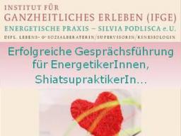 Webinar: Erfolgreiche Gesprächsführung für EnergetikerInnen, ShiatsupraktikerIn...