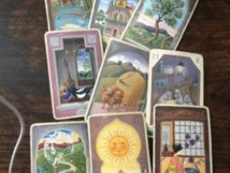 Webinar: Mystische Lenormandkarten Teil: III