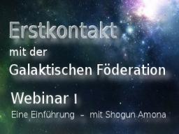 Webinar: Galaktischer Erstkontakt - eine Einführung