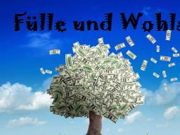 Webinar: Fülle und Wohlstand in dein Leben ziehen