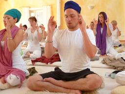 Webinar: Meditationsserie zur Entwicklung und Vertiefung der Intuition - das 3. Auge