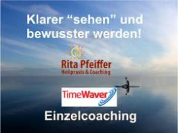 Webinar: Einzelcoaching - Timewaver med - rifft Quantenphysik