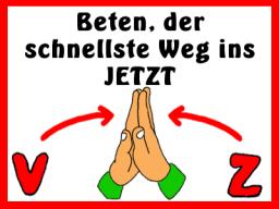 Webinar: Beten - der schnellste Weg ins JETZT