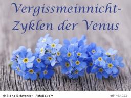 Webinar: Vergissmeinnicht - Auf den Spuren der rückläufigen Venus