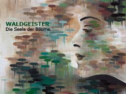 Webinar: WALDGEISTER - Die Seele der Bäume.