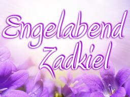 Webinar: Engelabend mit Zadkiel