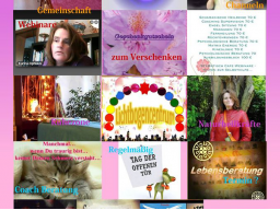Webinar: Allround Fernanwendungen Karina Uphaus überschreite die Grenzen zwischen Zeit und Raum...60 Minuten 70 Euro